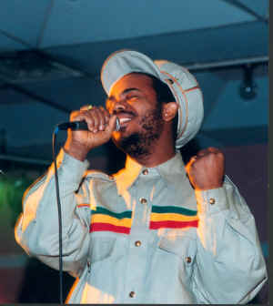 Iley Dread - Photo Courtesy of Vermont Reggae Fest
